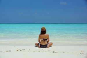 Try this meditation by the sea
