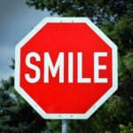 smile yourself to the law of attraction